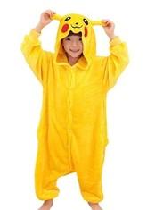 Кигуруми - Детская пижама Пикачу