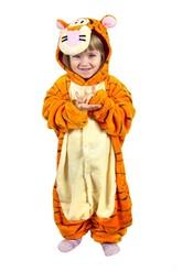 Кигуруми - Детская пижама Тигра
