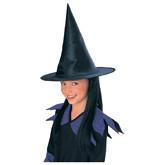 Ведьмы и Колдуньи - Детская с черными волосами