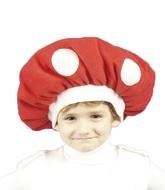 Фрукты и ягоды - Детская шапка Мухомора