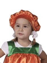 Фрукты и ягоды - Детская шапочка Тыква