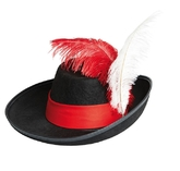Мушкетеры - Детская шляпа мушкетера