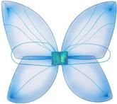 Пчелки и бабочки - Детские голубые бабочки