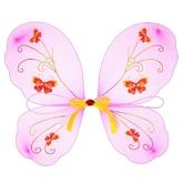 Пчелки и бабочки - Детские крылья с бабочками
