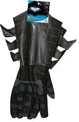 Супергерои - Детские перчатки Бэтмена черные