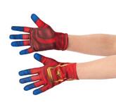 Супергерои и спасатели - Детские перчатки Капитана Марвел