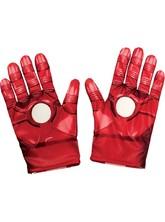 Железный человек - Детские перчатки Железного Человека