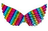 Ангелы и Феи - Детские разноцветные