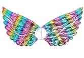 Ангелы и Феи - Детские цветные крылья ангелочка