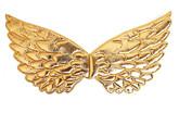 Ангелы и Феи - Детские золотистые крылья ангелочка