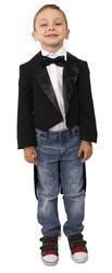 Ретро-костюмы 50-х годов - Детский черный фрак