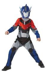 Трансформеры - Детский классический костюм Оптимуса Прайма