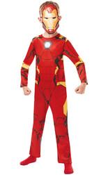 Железный человек - Детский костюм Айронмена