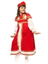 Русские народные - Детский костюм Аленушки