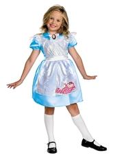 Белоснежки и Алисы - Детский костюм Алисы с котом