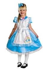 Белоснежки и Алисы - Детский костюм Алисы в стране чудес