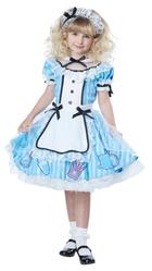 Белоснежки и Алисы - Детский костюм Алисы