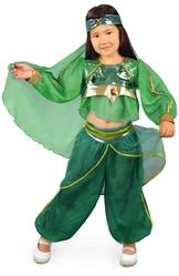 Жасмин - Детский костюм арабской Жасмин