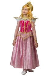 Принцессы и принцы - Детский костюм Авроры