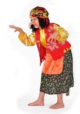 Детский костюм Бабка Ежка