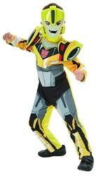 Трансформеры - Детский костюм Бамблби Dlx