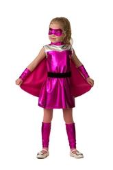Герои фильмов - Детский костюм Барби Супер Блестки
