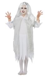 Страшные - Детский костюм Белого Призрака