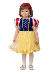 Белоснежки и Алисы - Детский костюм Белоснежки малышки