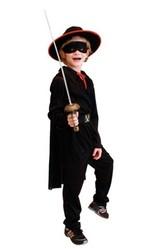 Зорро - Детский костюм бесстрашного Зорро