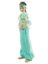 Арабские и восточные - Детский костюм Бирюзовой Звезды Востока