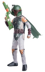 Звездные войны - Детский костюм Боба Фетта Star Wars