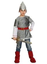 Богатыри - Детский костюм Богатыря Алеши