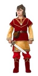 Богатыри - Детский костюм Богатыря Добрыни Никитича