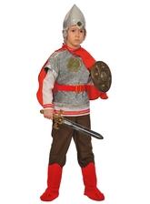 Богатыри - Детский костюм Богатыря Ильи