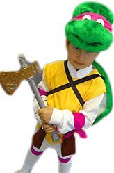 Ниндзя и черепашки - Детский костюм Черепашки Донателло