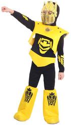 Трансформеры - Детский костюм черно-желтого Робота