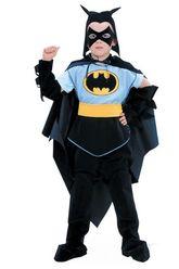 Герои фильмов - Детский костюм Чёрного Бэтмана
