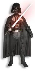 Звездные войны - Детский костюм Дарт Вейдера Dlx