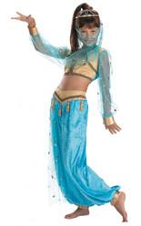 Жасмин - Детский костюм девочки Джина