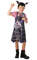Страшные - Детский костюм девочки Вампирши