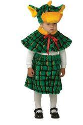 Костюмы для девочек - Детский костюм доброй дракошки