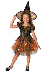Ведьмы и Колдуньи - Детский костюм элегантной ведьмочки