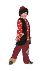 Русские народные - Детский костюм Емели