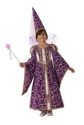 Колдуны и колдуньи - Детский костюм Фея Лиловая