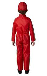 Судьи - Детский костюм гонщика Маккуина
