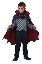 Вампиры - Детский костюм графа вампиров