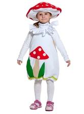 Фрукты и ягоды - Детский костюм Гриба Мухомора