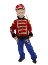 Гусары и Офицеры - Детский костюм Гусара Люкс
