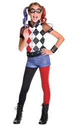 Костюмы для девочек - Детский костюм Харли Квин