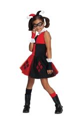 Супергерои и спасатели - Детский костюм Харли Квинн